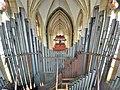 Saarbrücken-Burbach, St. Eligius (Weise-Orgel, Schwellwerksdach) (3).jpg