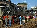 Saechsisches Eisenbahnmuseum - gravitat-OFF - Bahnhof Hilbersdorf Dampflokomotive 75 515.jpg