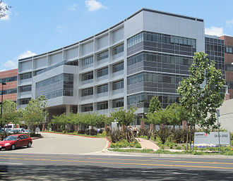 Pleasanton, California - Headquarters of Workday in Pleasanton