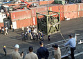 Sailors Offload a Potable Water Tank From the USS Cleveland DVIDS11679.jpg