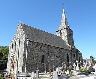 Saint-Loup, Manche Commune in Normandy, France