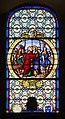 Saint-Pierre-Église Église de Saint-Pierre apôtre Baie 05 Pierre va au supplice portant sa croix 2016 08 21.jpg
