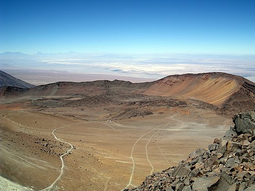 Caldera of Sairecabur Sairecabur Caldera.jpg