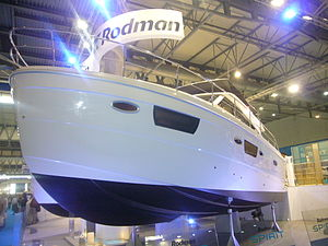 Saló Nàutic Internacional de Barcelona 2011 - 10 - Rodman Spirit.JPG