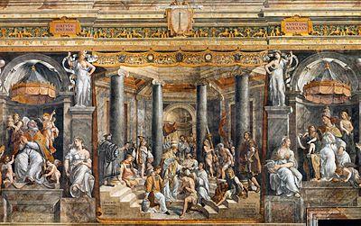 Battesimo di Costantino