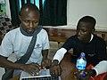 Salon stratégique Wikimedia 2030 au CNFC-cotonou19.jpg