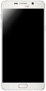 Samsung Galaxy Note 5 Android-based Phablet by Samsung Electronics