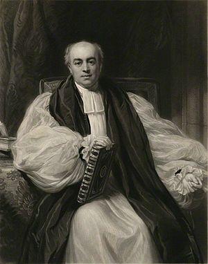 Samuel Butler (schoolmaster) - Samuel Butler, Bishop of Lichfield