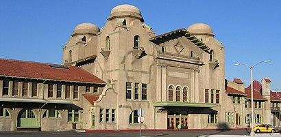 Comment aller à City of San Bernardino en transport en commun - A propos de cet endroit
