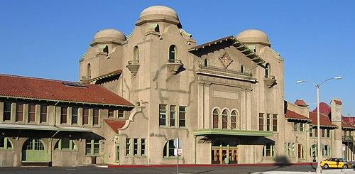 San Bernardino mailbbox