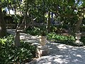 San Anton Palace Garden, armaments and commemorations 10.jpg