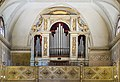 San Daniele (Padua) - interior - Organ and cantoria.jpg
