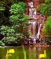 "San Francisco - Golden Gate Park ""Hunington Falls"" (1107138794).jpg"