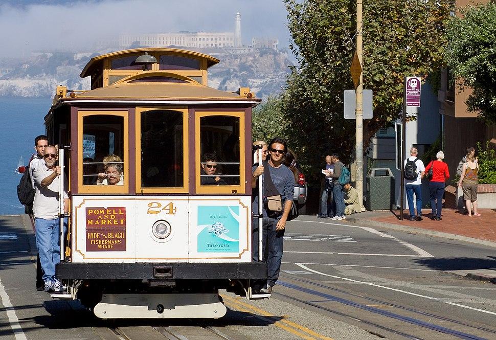 San Francisco Cable Car MC