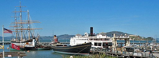 San Francisco Maritime National Historic Park