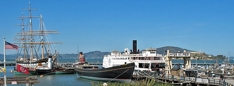 File:San Francisco Maritime National Historic Park.JPG