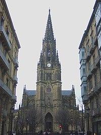 San Sebastián Cathedral
