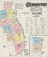Sanborn Fire Insurance Map from Newburyport, Essex County, Massachusetts. LOC sanborn03804 001-1.jpg