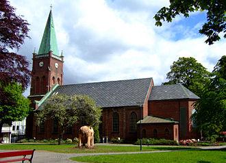 Sandnes - Sandnes Church