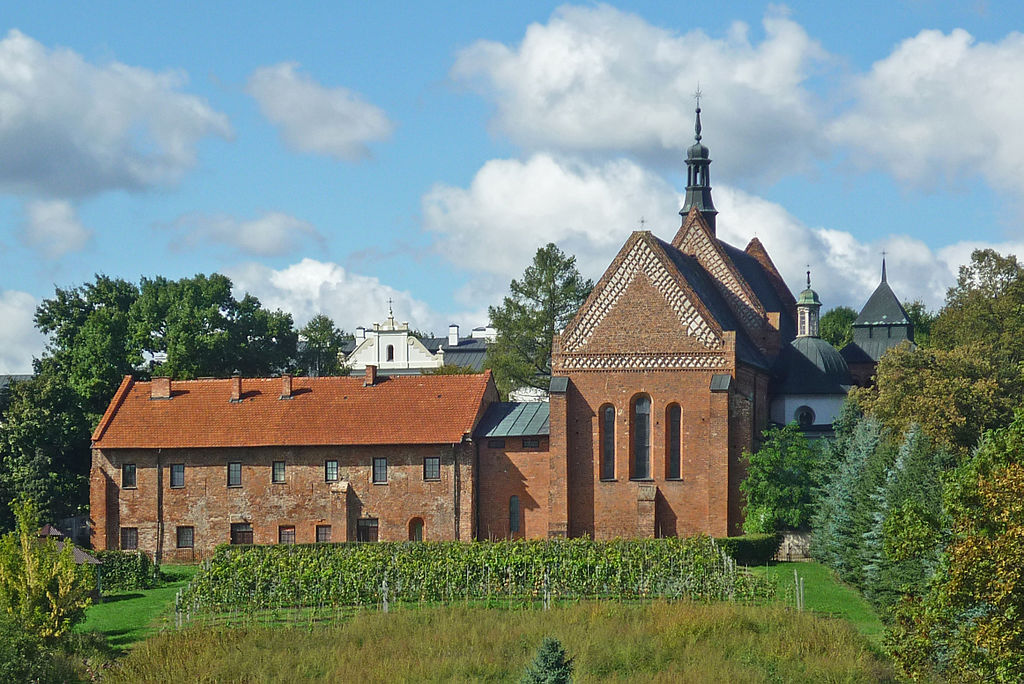 Eglise Saint Jacob à Sandomierz - Photo de SchiDD