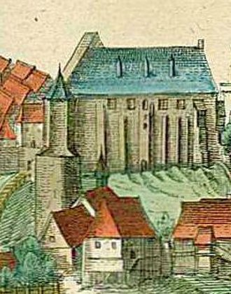 Sandomierz Castle - Image: Sandomierz castle gothic