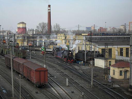 Sankt-Petersburg-Sortirovochny-Moskovskiy