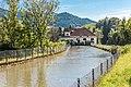 Sankt Georgen am Längsee Unterbruckendorf Gurk Wasserkraftwerk 12092018 4639.jpg