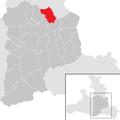 Sankt Martin am Tennengebirge im Bezirk JO.png