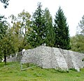 Sankt Urban Schloss Bach SW Gartenmauer 14102006 14.jpg