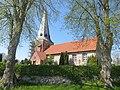 Sankt Vincentius Kirche Husby 2014.jpg