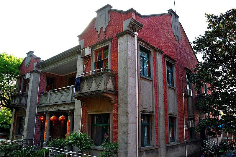 File:Sanlintangguzhen Changqinglu 2315 Hao Zhuzhai.JPG