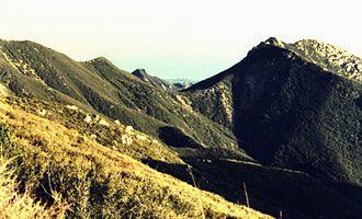 Mar Y Cel - Santa Ynez Mountains, Santa Barbara County, California.