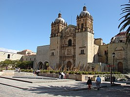 Church of Santo Domingo de Guzmán (Oaxaca)