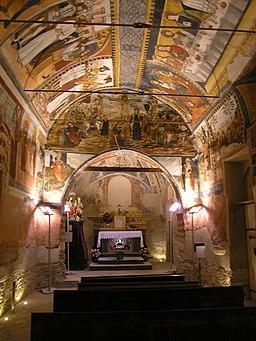 SantuarioDiSanMagno-Cappella antica