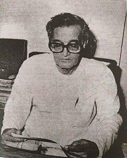 Saroj Mukherjee Indian politician