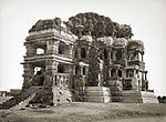 Sas-Bahu temple, Gwalior Fort.