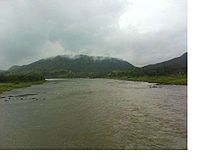 Savitri river at Mahad.JPG