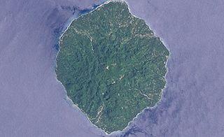 Savo Island mountain