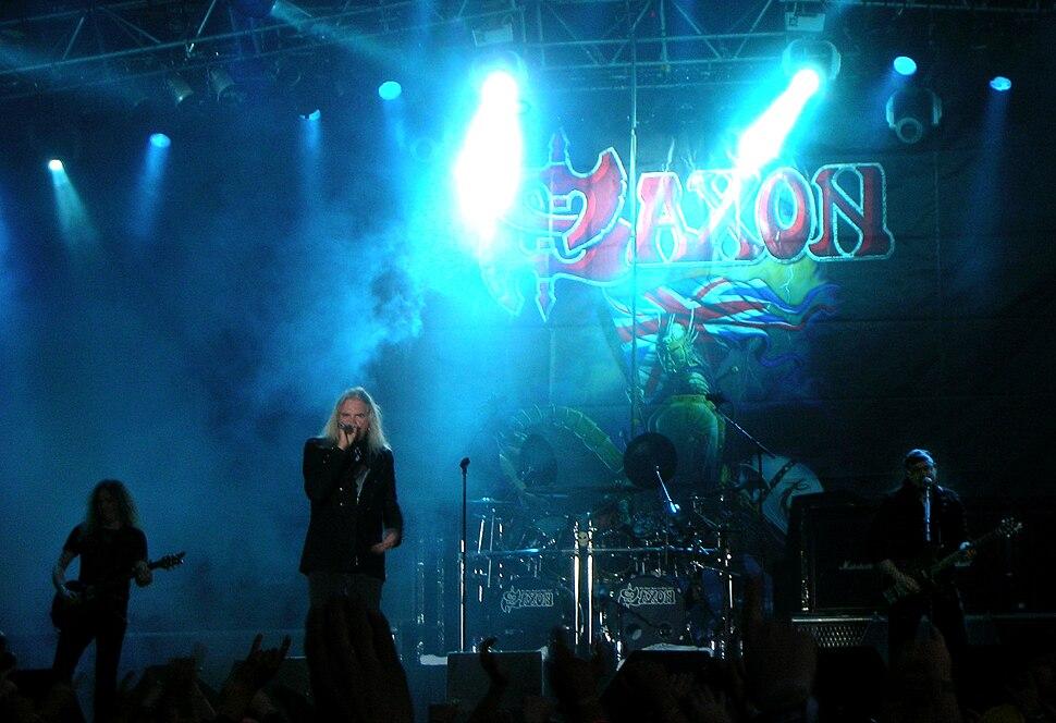 Saxon Sweden Rock 2008