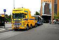 Scanis R144 + Arriva bus 251.JPG