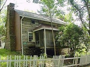 Three Churches, West Virginia - Scanlon Log House