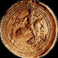 Sceau de Jean II de Bourbon.png