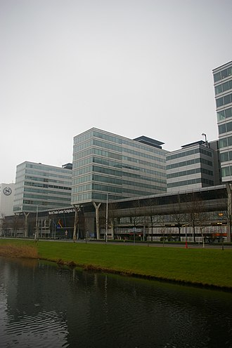 SkyTeam - Schiphol World Trade Center, where SkyTeam has its head office