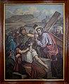 Schleithal-St Bartholomaeus-Kreuzweg-08-Jesus begegnet den weinenden Frauen-gje.jpg