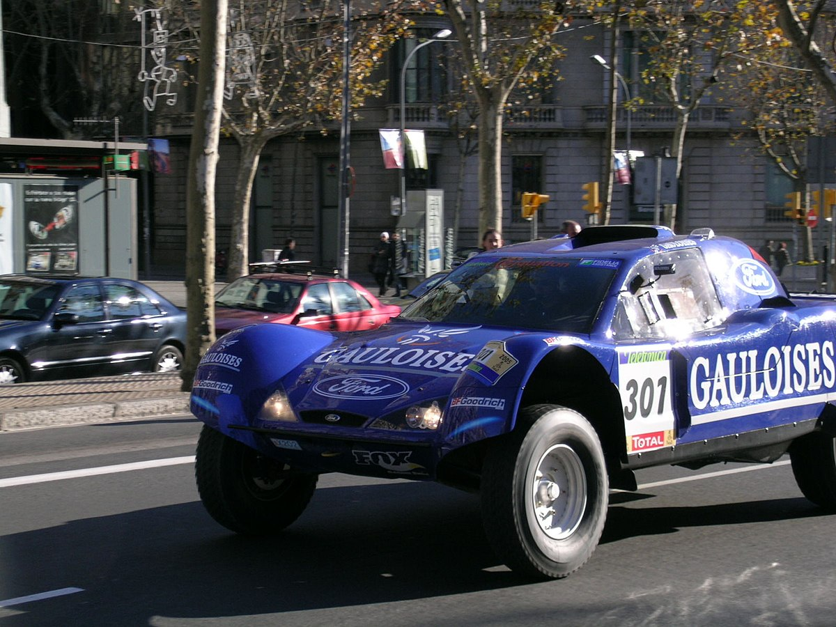 Rally Car Racing >> Buggy Schlesser - Wikipedia