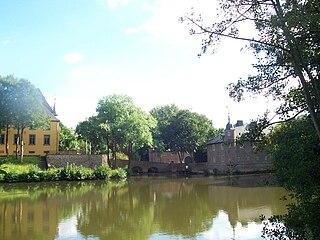 Burgau Castle castle in Düren, Germany