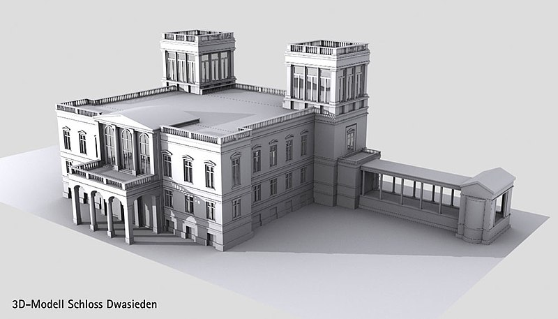 Best Sketchup Models Of Famous Buildings