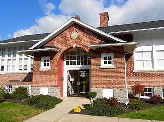 Springettsbury Township, York County, Pennsylvania - Hiestand School