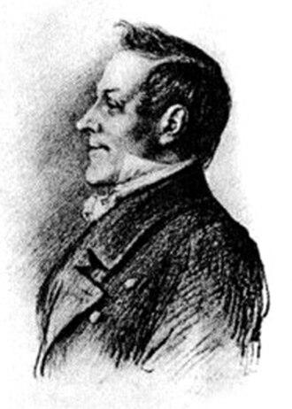 Johann Mayrhofer - Schwind: Johann Mayrhofer