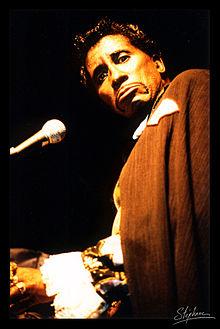 Hawkins en concierto, 1995